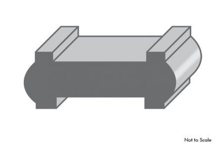 Shoe rail 6006